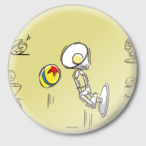Лампа Pixar и мячик