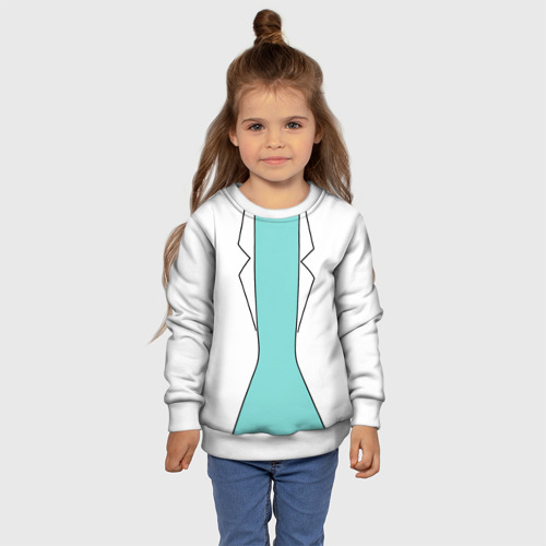 Детский свитшот 3D Rick Фото 01
