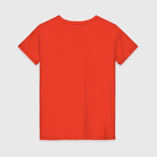 Женская футболка хлопок I love you Фото 01
