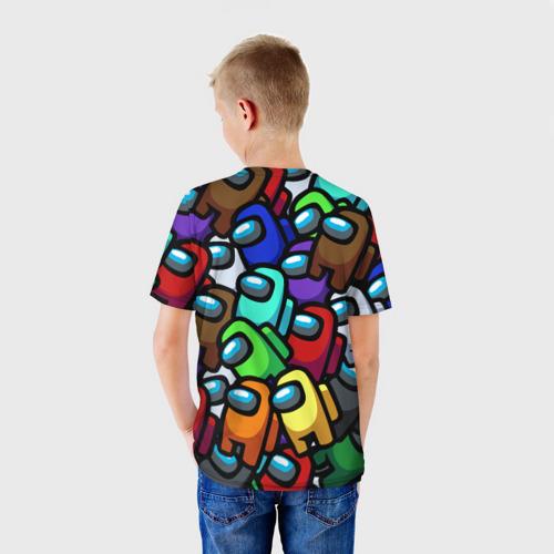 Детская футболка 3D Among us Фото 01
