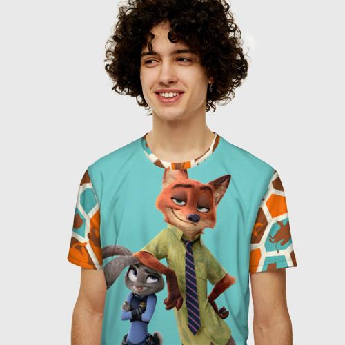 Мужская футболка 3D+ Team Nick Фото 01