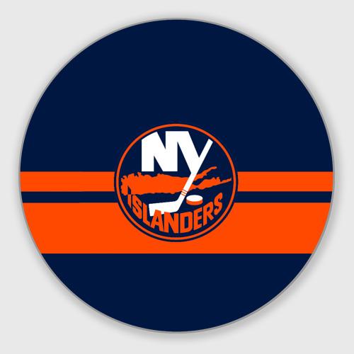 Коврик для мышки круглый NY ISLANDERS NHL Фото 01