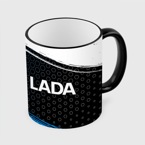Кружка с полной запечаткой ЛАДА / Lada Фото 01