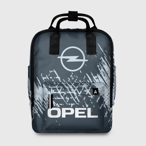 Женский рюкзак 3D OPEL / Опель Фото 01