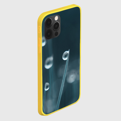 Чехол для iPhone 12 Pro Капля росы Фото 01