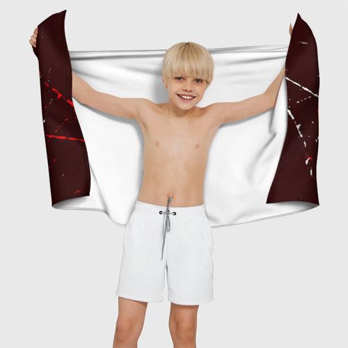 Пляжное полотенце 3D FIAT / Фиат Фото 01