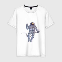 Привет от космонавта