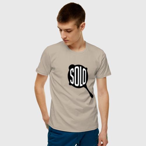 Мужская футболка хлопок PUBG SOLO Фото 01