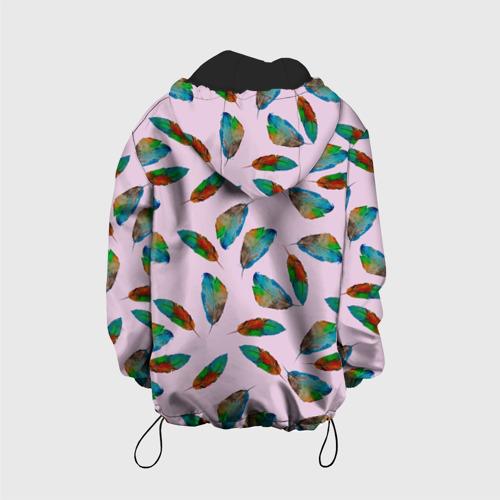 Детская куртка 3D перья Фото 01