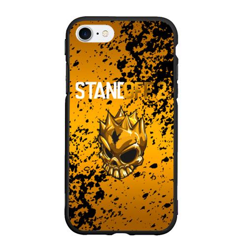 Чехол для iPhone 7/8 матовый Standoff 2. Фото 01