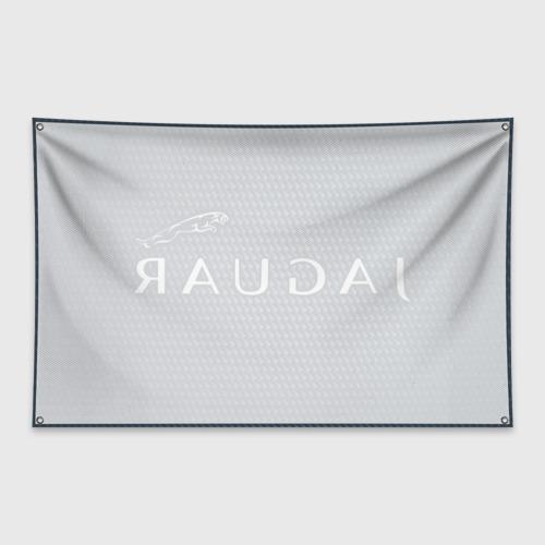 Флаг-баннер JAGUAR / Ягуар Фото 01