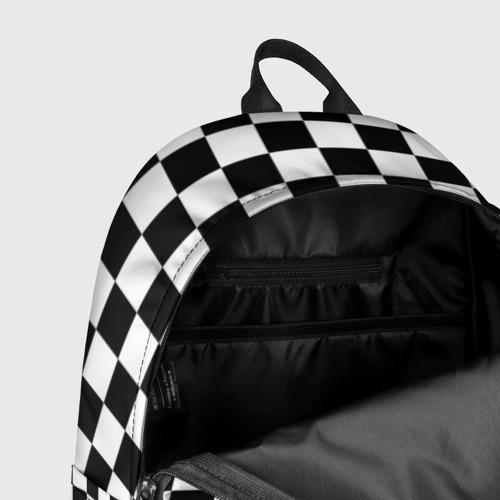 Рюкзак 3D Шахматка Фото 01