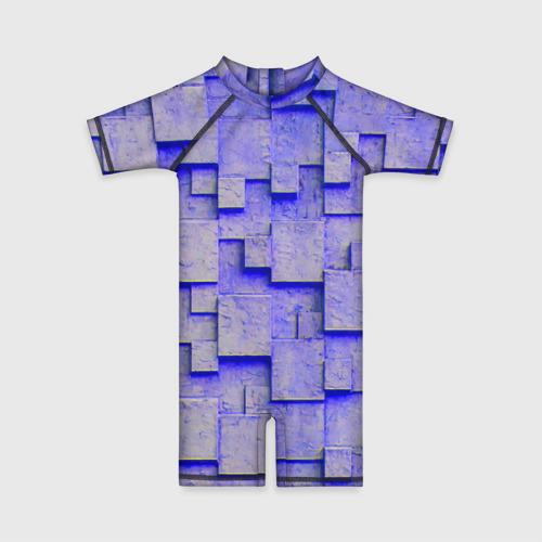 Детский купальный костюм 3D UlliCom Фото 01