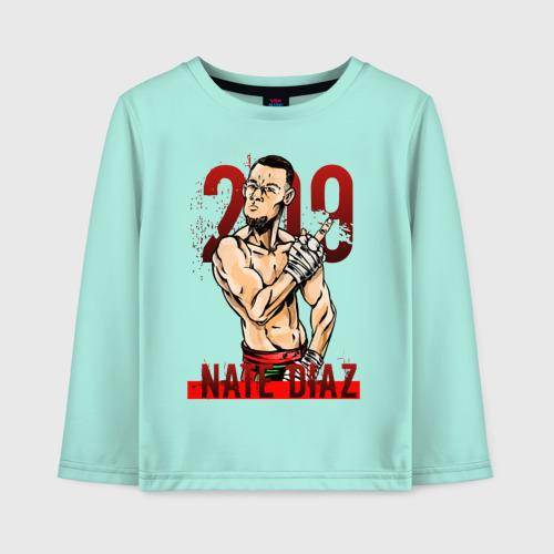 Нейт Диас 209