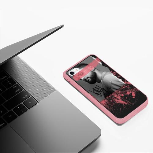 Чехол для iPhone 6/6S матовый JONY Фото 01