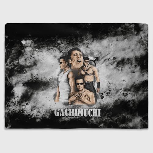 Плед 3D Gachimuchi | 1.1 Фото 01
