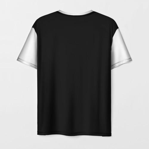 Мужская футболка 3D+ Это тот самый путь Фото 01