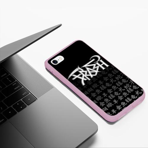 Чехол для iPhone 6Plus/6S Plus матовый GHOSTEMANE Фото 01