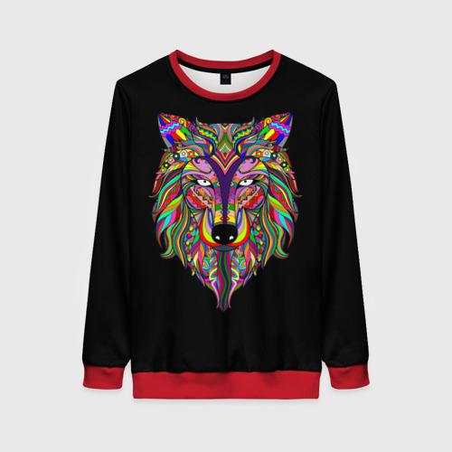 Разноцветный Волк