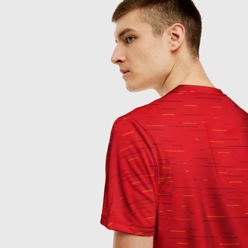 Мужская футболка 3D MANCHESTER UNITED 20/21 - HOME Фото 01