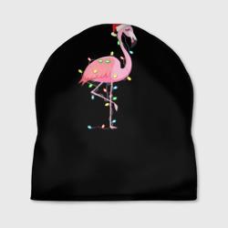 Новогодний Фламинго