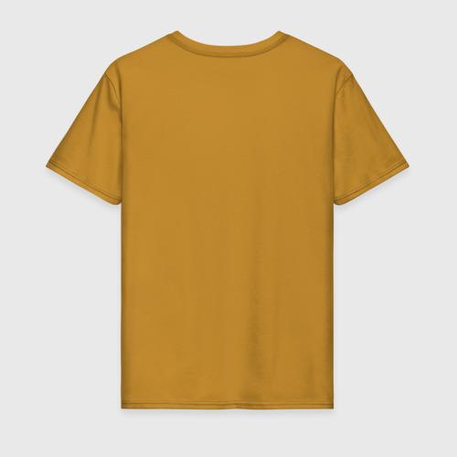 Мужская футболка хлопок Волга Фото 01