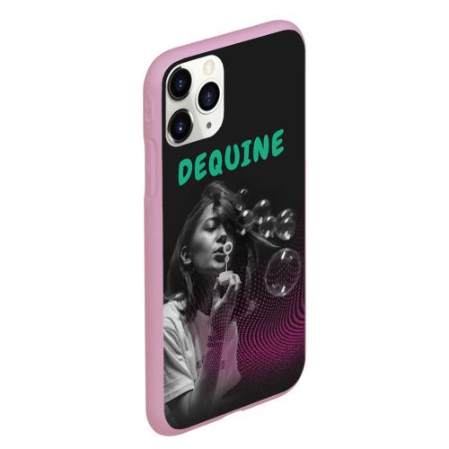 Чехол для iPhone 11 Pro Max матовый Dequine Фото 01