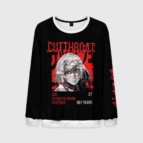 Мужской свитшот 3D+ Cutthroat Akudama Фото 01