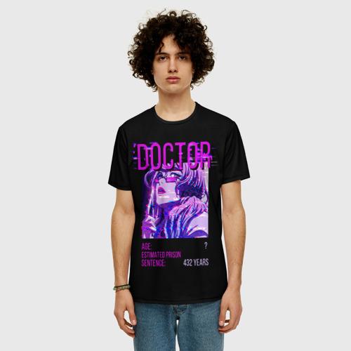 Мужская футболка 3D+ Akudama Doctor Фото 01