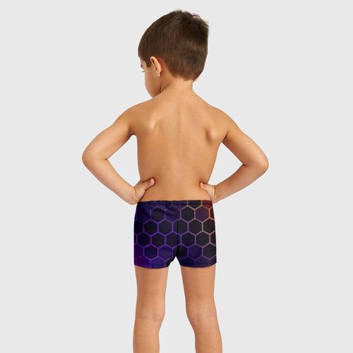 Детские купальные плавки 3D AMONG US / АМОНГ АС Фото 01