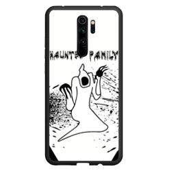 Чехол для Xiaomi Redmi Note 8 Pro KIZARU: HAUNTED FAMILY.