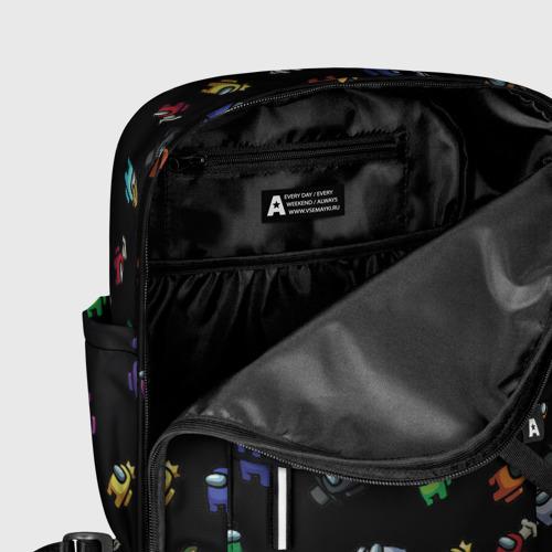 Женский рюкзак 3D Among Us Фото 01