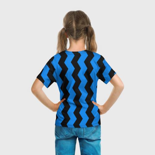Детская футболка 3D INTER домашняя 20/21 Фото 01