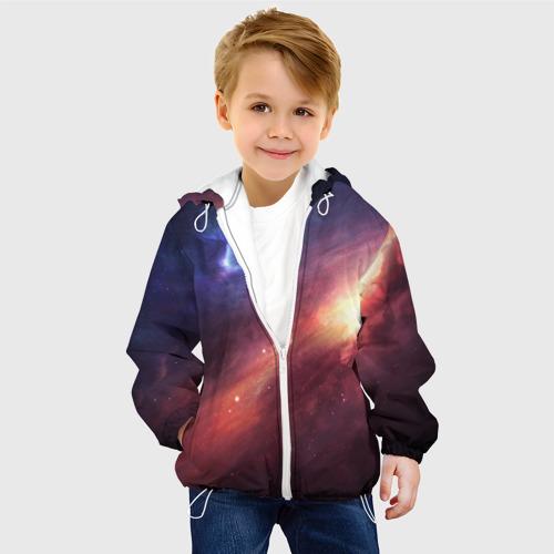 Детская куртка 3D Космос  Фото 01