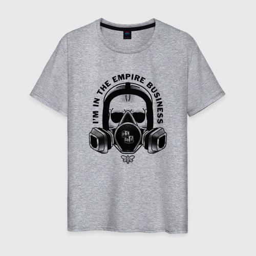 Мужская футболка хлопок Breaking Bad Фото 01