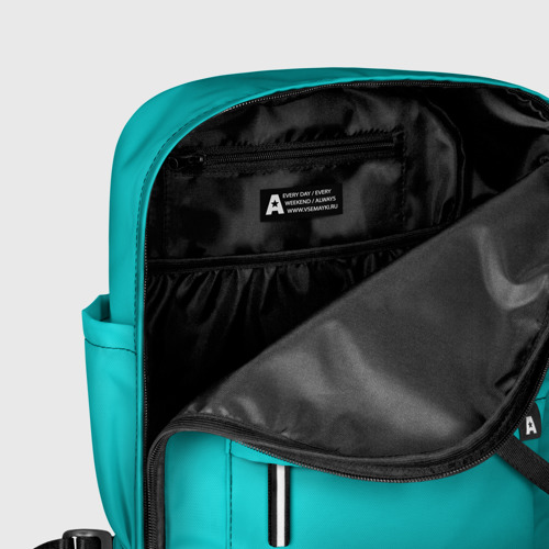 Женский рюкзак 3D Logo DreamTeam House Фото 01