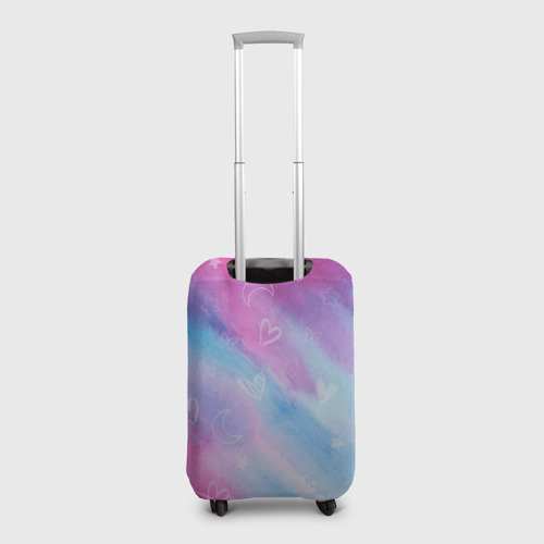 Чехол для чемодана 3D Among Us Baby   Амонг Ас Бейби (Z) Фото 01