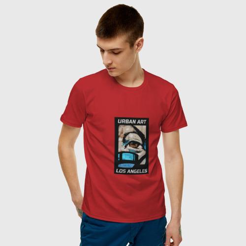 Мужская футболка хлопок Urban Art Фото 01