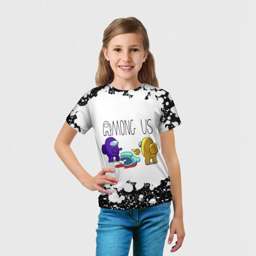 Детская футболка 3D Among Us (Z) Фото 01