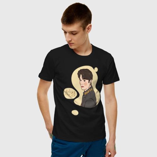 Мужская футболка хлопок Король: Вечный монарх Фото 01