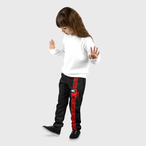 Детские брюки 3D AMONG US Фото 01