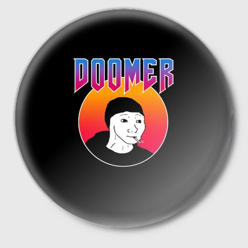 Значок Doomer Фото 01