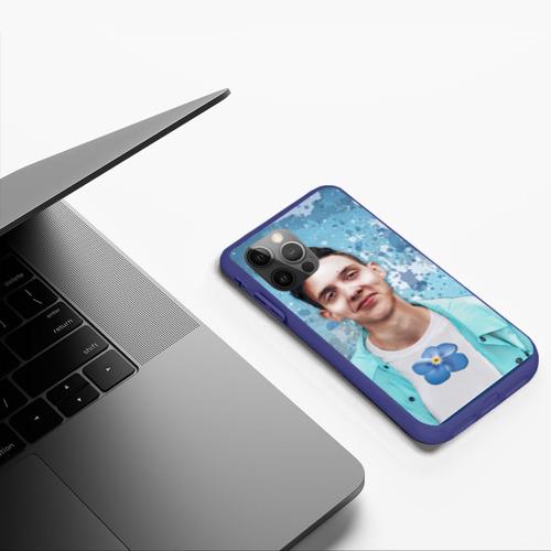 Чехол для iPhone 12 Pro Тима и незабудка Фото 01