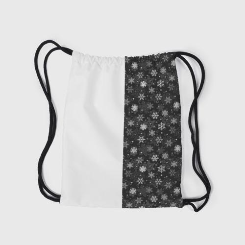 Рюкзак-мешок 3D Дедушка Мороз Фото 01
