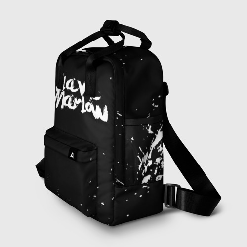 Женский рюкзак 3D Slava marlow Фото 01