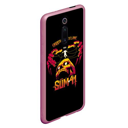 Чехол для Xiaomi Redmi Mi 9T Sum 41 Фото 01
