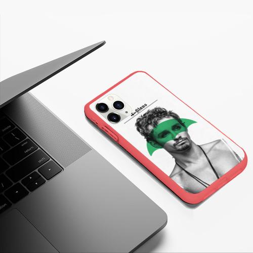 Чехол для iPhone 11 Pro Max матовый Klaus Фото 01