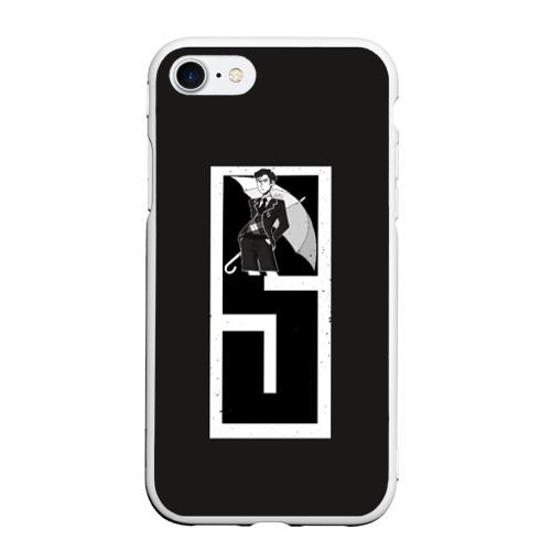 Чехол для iPhone 7/8 матовый Пятый Фото 01
