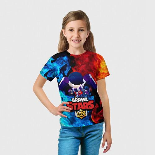 Детская футболка 3D Brawl Stars Эдгар Фото 01