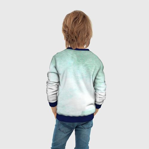 Детский свитшот 3D BAUER Фото 01
